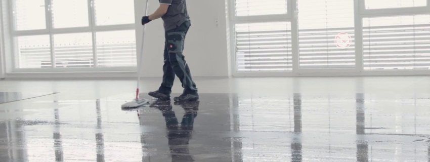 Bodenpflege
