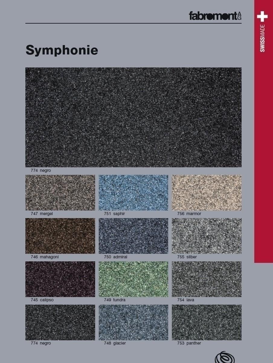 Fabromont Kugelgarn Symphonie Tundra Kugelgarn Teppichboden