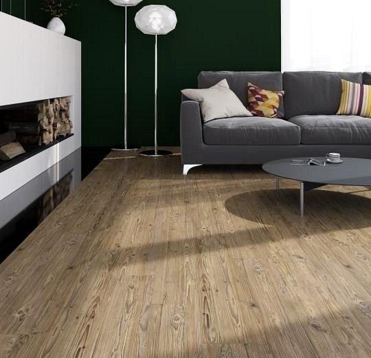 Forbo Impressa natürlicher Designboden natural pine Blauer Engel zertifiziert