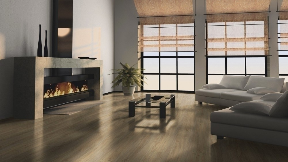 Wineo 400 Wood Designboden Vinyl Paradise Oak Essential 1-Stab Landhausdiele zur Verklebung