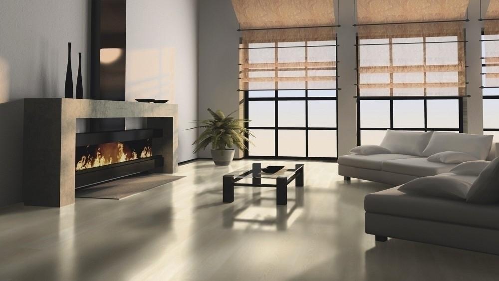 Wineo 400 Wood Designboden Vinyl Inspiration Oak Clear 1-Stab Landhausdiele zur Verklebung