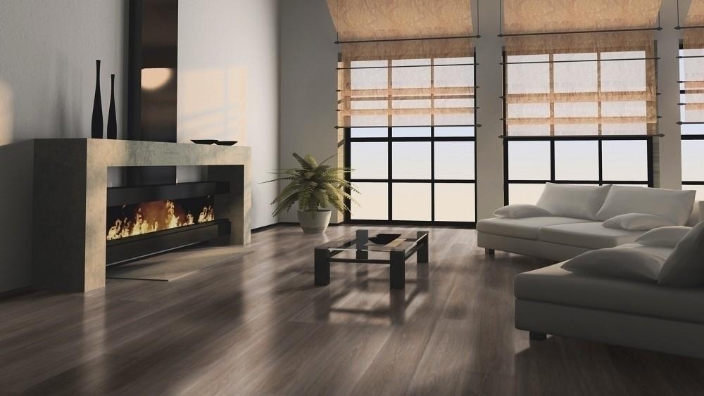 Wineo 400 Wood Designboden Vinyl Spirit Oak Silver 1-Stab Landhausdiele zur Verklebung