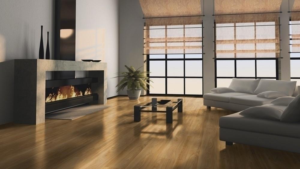 Wineo 400 Wood Designboden Vinyl Summer Oak Golden 1-Stab Landhausdiele zur Verklebung