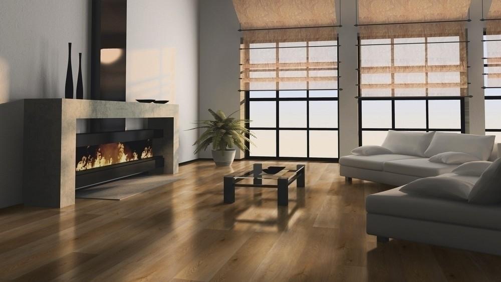 Wineo 400 Wood Click Vinyl Energy Warm Oak Designboden zum Klicken