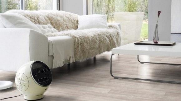 Gerflor Texline Rustic CV-Belag Hudson White PVC-Boden Vinylboden 2m
