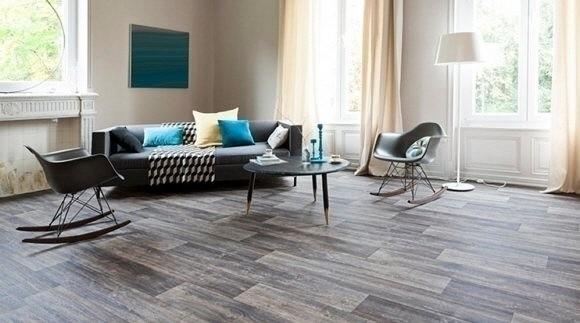 Gerflor Texline Rustic CV-Belag Hudson Dark PVC-Boden Vinylboden 4m