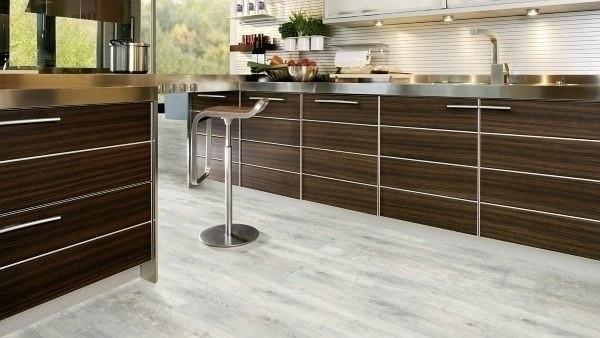 Wineo 1000 Purline PUR Bioboden Arctic Oak Wood Planken zur Verklebung