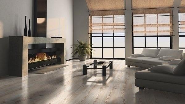 Wineo 1000 Purline PUR Bioboden Malmoe Pine Wood Planken zur Verklebung