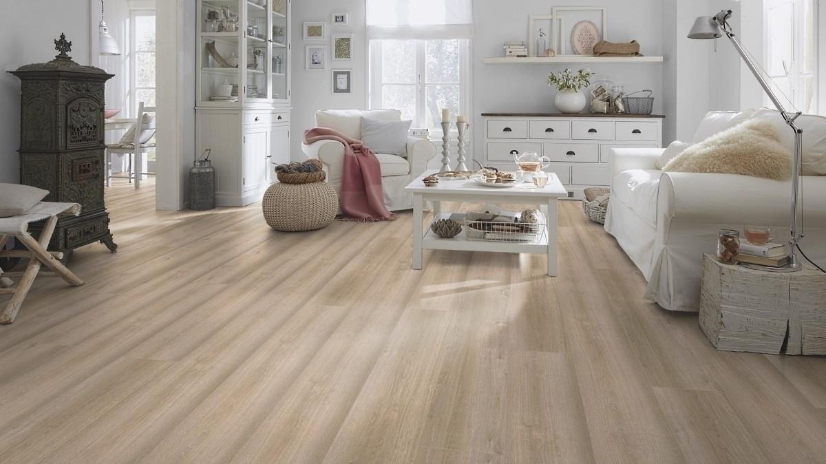 Wineo 1200 wood XL Click Purline Bioboden Cheer for Lisa Rigid Designboden mit Klicksystem mit Microfase