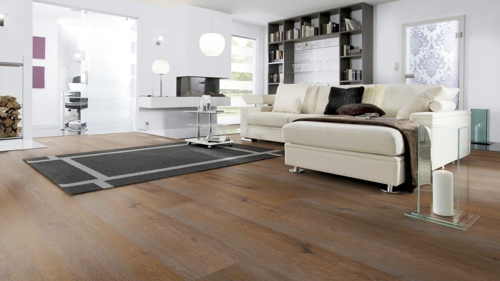 Wineo 400 Wood Click Multi-Layer XL Intuition Oak Brown