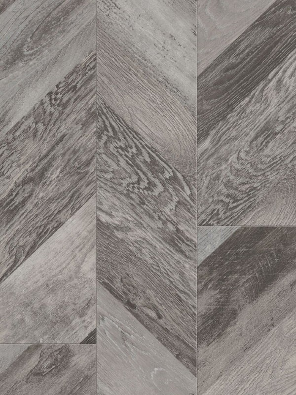 Gerflor Senso Designboden Rustic Fishbone selbstklebende Vinyl Dielen Planken