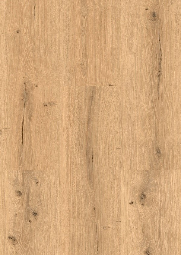 allfloors Deluxe Edition Grand Oak Light Synchro Design-Parkett HDF Click
