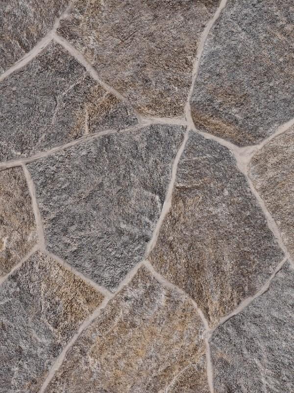 Gerflor Texline Rustic CV-Belag Granite Dark Grey PVC-Boden Vinylboden 2m
