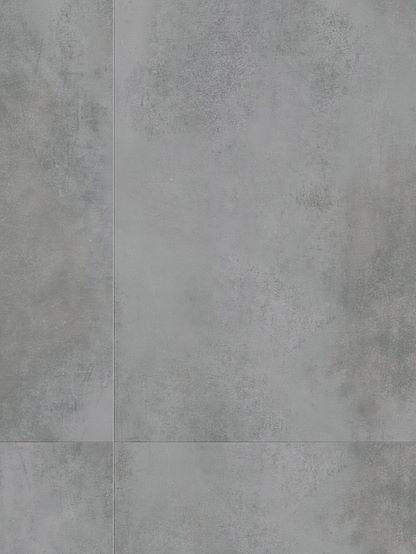 Gerflor Virtuo Rigid Lock 30 Klick-Vinyl kuta grey 4 mm Fliese Rigid Designboden integrierte Trittschalldämmung