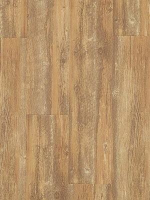 Adramaq Old Wood Vinyl Designboden Teak hell rustikales Holzdekor, synchrongeprägt