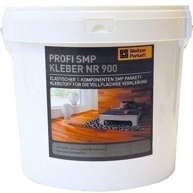 Weitzer Parkettkleber Profi-SMP Nr. 900 - EC 1 Silanmodifizierter Polymerklebstoff für Objekte