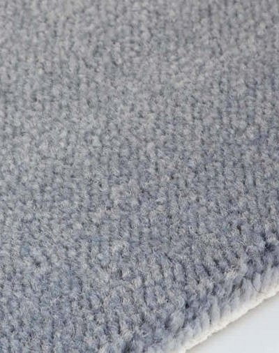 edelFORM Noblesse Teppichboden gut und günstig grau Kräuselvelours