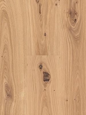 Admonter Floors Eiche stone, rustic, schwarz gekittet, gebürstet 3-Schicht Parkett, Landhausdiele, geölt Nut & Feder 2000 x 158 x 15 mm, Nutzschicht 3,6 mm, geölt  *** Lieferung ab 15 m² bzw. 350 EUR Warenwert***