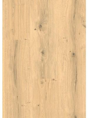 allfloors Swiss Luxus Edition Royal Oak white Design-Parkett mit Synchronprägung auf HDF-Träger mit Klicksystem für einfache Verlegung made in Switzerland, Planke 1235 x 305 mm, 10 mm Stärke, 15 Jahren Garantie