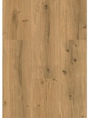 allfloors Swiss Luxus Edition Royal Oak natural Design-Parkett mit Synchronprägung auf HDF-Träger mit Klicksystem für einfache Verlegung made in Switzerland, Planke 1235 x 305 mm, 10 mm Stärke, 15 Jahren Garantie