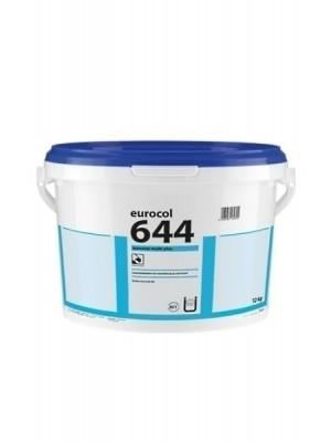 Forbo eurocol Kleber 644 Eurostar Multi Plus Faserarmierter Multifunktionsklebstoff EC1 Plus 12 kg für Vinyl-, PVC-, CV-, LVT-, Linoleum-, Textil-, Gummi-, Elastomer - Bodenbelag Kleber günstig online kaufen, HstNr.: 111409