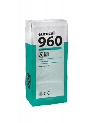 Forbo eurocol Spachtelmasse 977 Europlan Pro Ausgleichsmasse Zement selbstverlaufend bis 10 mm, 25 kg günstig online kaufen von Bauchemie Hersteller Forbo eurocol, HstNr.: 110403