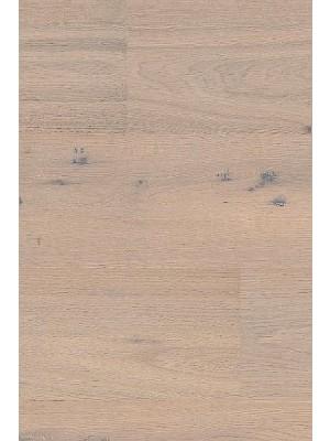 Gunreben G-Park 3-Schicht Capitol gehobelt weiß geölt gebürstet 15 mm Antikdiele S Click Farbton mittel 1860 x 189 x 15 mm 2,81 m² pro Paket, Mindestbestellmenge: 10 m²