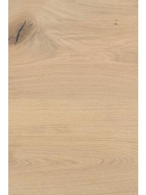 Gunreben G-Park 3-Schicht Eiche Project 15% weiß geölt 20 mm XXL Schlossdiele Nut & Feder Farbton mittel 3000 x 320 x 20 mm 1 m² pro Paket, Mindestbestellmenge: 10 m²