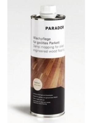 Parador Bodenpflege Parkett-Pflege Wischpflege für geöltes Parkett, Inhalt: 1 Liter, professionell Parkettboden pflegen mit Bodenbelag-Hersteller Parador HstNr: 1739859