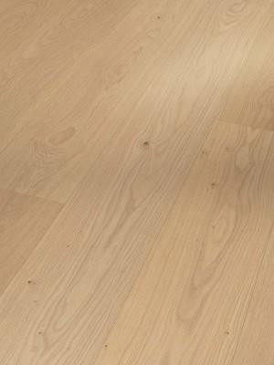 Parador Classic 3060 Holzparkett Eiche sanded natur Parkett Landhausdiele, extramatt lackiert, Minifase 2200 x 185 x 13 mm, 3,66 m² pro Paket, Nutzschicht 3,6 mm  *** Lieferung ab 15 m² bzw. 350 EUR Warenwert***