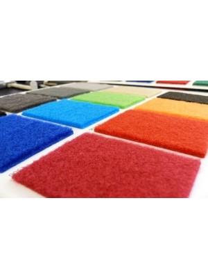 Profi Flair Teppichboden für Messen und Events mit Latex-Rücken hellgrün 100 % Polypropylen, 4,5 mm Stärke, Rollenbreite 2 m, Rollenlänge 30 m, lieferbar in ganzen Rollen je 60 m², HstNr: 9023