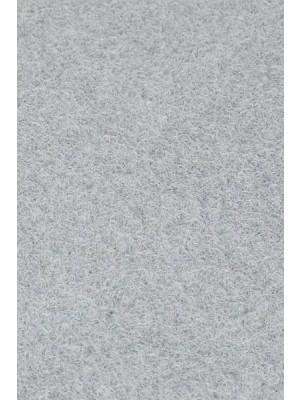 Profi Salsa Teppichboden für Messe grau mit Schutzfolie, Marine-Rücken
