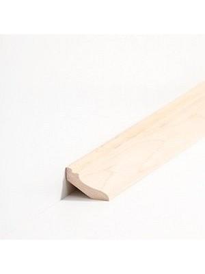 Südbrock Sockelleiste Hohlkehlleiste Ahorn lackiert Massivholz profiliert