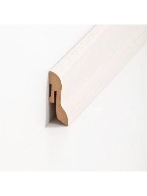 Südbrock Sockelleiste Esche hell Fußleiste, MDF-Kern mit Dekorfolie ummantelt 20 x 40 mm