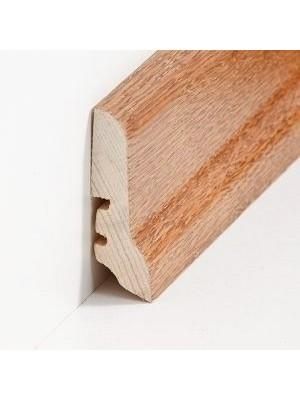 Südbrock Sockelleiste mit Echtholz furniertem Holzkern, Eiche rustikal lackiert 20 x 60 mm, Länge 2500 mm, günstig Leisten Sockel Profile online kaufen von Hersteller Südbrock HstNr: sbs22609