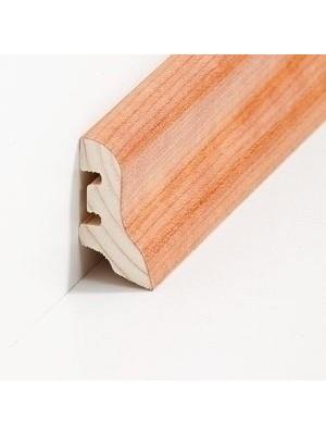Südbrock Sockelleiste mit Echtholz furniertem Holzkern, Kirsche lackiert 20 x 40 mm, Länge 2500 mm, günstig Leisten Sockel Profile online kaufen von Hersteller Südbrock HstNr: sbs224010