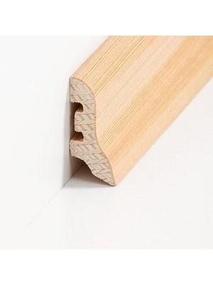 Südbrock Sockelleiste Holzkern Lärche lackiert Holzkern mit Echtholz furniert