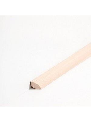 Südbrock Sockelleiste Viertelstab Buche lackiert aus Massivholz
