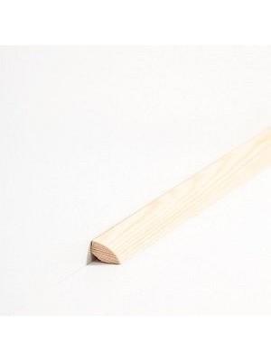 Südbrock Sockelleiste Viertelstab Kiefer lackiert aus Massivholz