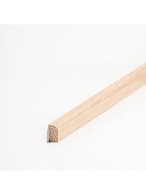 Südbrock Sockelleiste Vorsatz Eiche lackiert Massivholz Vorsatzleisten