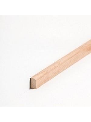 Südbrock Sockelleiste Vorsatz Massivholz Vorsatzleisten,  Kirsche lackiert 8 x 22 mm, Länge 2 m, günstig Leisten Sockel Profile online kaufen von Hersteller Südbrock HstNr: sbs82210