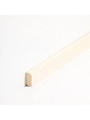 Südbrock Sockelleiste Vorsatz Massivholz Vorsatzleisten, Abachi Roh 8 x 28 mm, Länge 2 m, günstig Leisten Sockel Profile online kaufen von Hersteller Südbrock HstNr: sbs82800