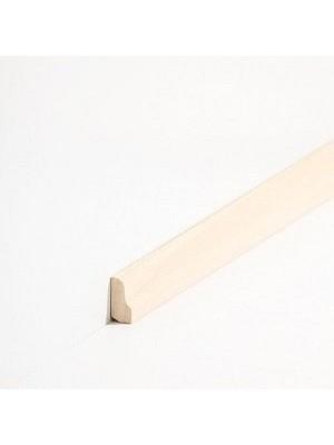 Südbrock Sockelleiste Vorsatzleiste Roh aus Massivholz