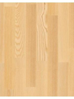 Weitzer Parkett WP 450 2-Schicht 1-Stab Fertigparkett zur vollflächigen Verklebung, ProStrong Esche ruhig Planke 500 x 65 mm, 11 mm Stärke, 2,34 m² pro Paket, Nutzschicht 3,6 mm günstig Parkettboden online kaufen