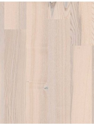 Weitzer Parkett WP Charisma 2-Stab Esche Polar lebhaft bunt 3-Schicht Fertigparkett, ProActive+ naturmatt lackiert