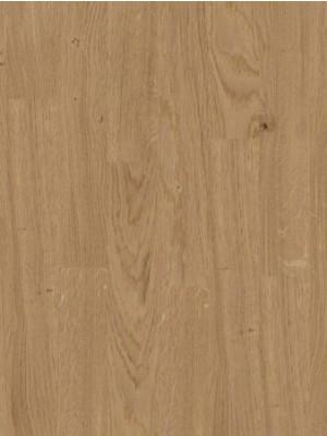 Weitzer Parkett WP 450 2-Schicht 1-Stab Fertigparkett zur vollflächigen Verklebung, ProStrong Eiche lebhaft Planke 500 x 65 mm, 11 mm Stärke, 2,34 m² pro Paket, Nutzschicht 3,6 mm günstig Parkettboden online kaufen