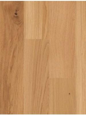 Weitzer Parkett WP 4100 2-Schicht 1-Stab Langriemen Fertigparkett zur vollflächigen Verklebung, ProActive+ Eiche lebhaft Planke 1000 x 125 mm, 11 mm Stärke, 1,50 m² pro Paket, Nutzschicht 3,6 mm günstig Parkettboden online kaufen