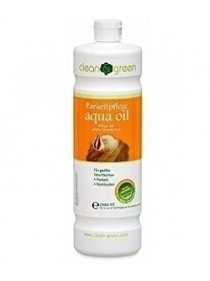 Haro Bodenpflege clean and green Parkettpflege aqua oil