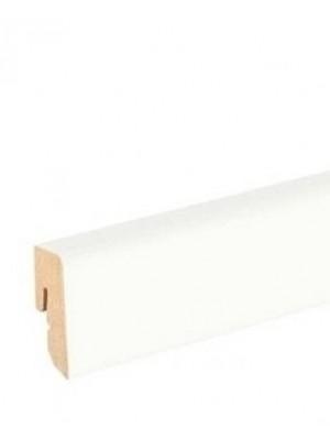 Haro Sockelleiste Haro Parkett Echtholz weiß 16 x 40 x 2500 mm, günstig, HstNr: 409776 *** lieferbar nur zusammen mit Bodenbelag-Bestellung ***