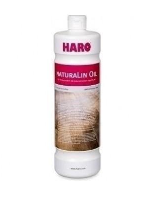 Haro Bodenpflege Parkett-Pflege naturaLin Oil Erst- und Intensivpflege